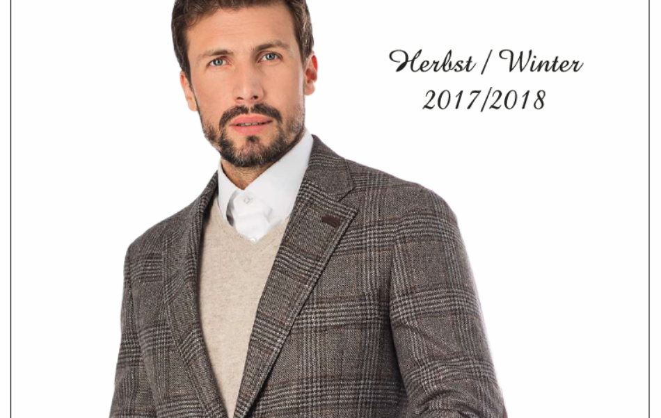 NEUE SAISONALE KOLLEKTION HERBST/WINTER 2017/2018